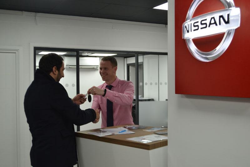 nissan customer services